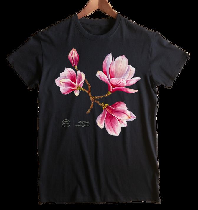 koszulka junior — magnolia pośrednia